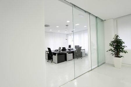 Interior of the modern office Stock Photo - 16084907