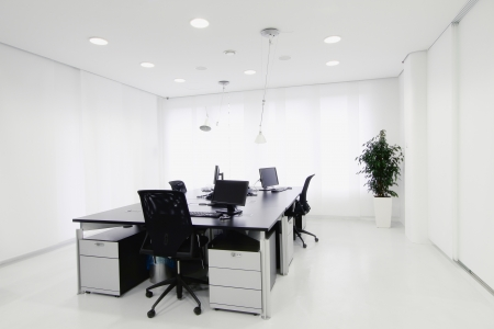 Inter of the modern office Stock Photo - 16277282