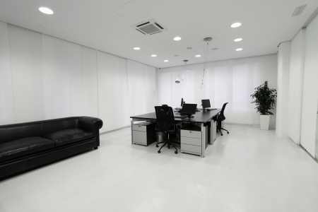 Interior of the modern office Stock Photo - 17589541