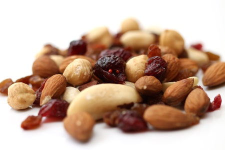 dry fruits: Healthy food