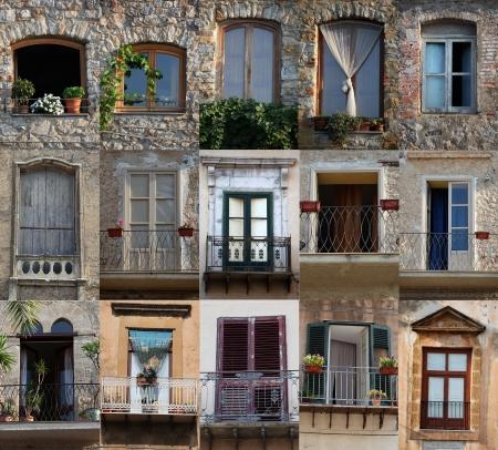 sycylijski: Sycylijczyk okna