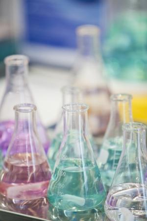 industria quimica: Laboratorio