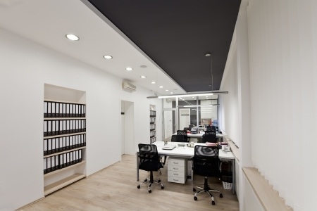 Interior of the modern office Stock Photo - 17263712