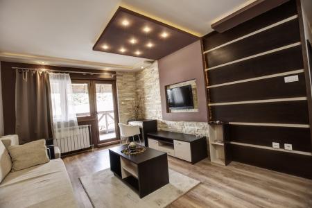fireplace living room: Modern interior