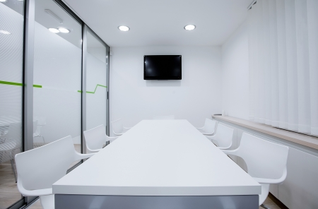 Interior of the modern office Stock Photo - 17639156