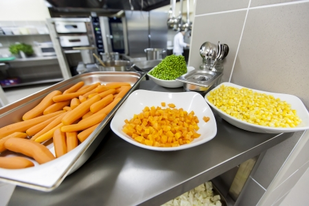 catering service: Kitchen