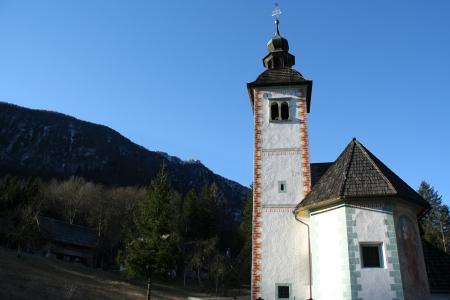 bohinj: Bohinj, Slovenia