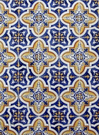 Lisbon azulejos Stock Photo - 18233874
