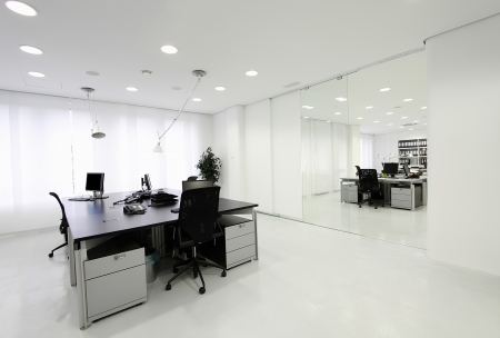 office interior design: Office