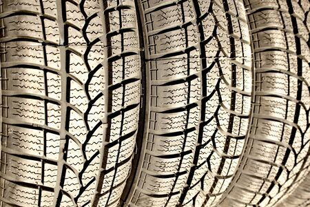 Car tires photo
