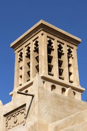 windtower: Wind tower in Dubai