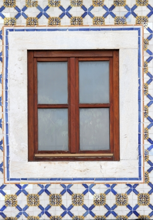 Lisbon window  photo