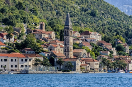 Perast, Montenegro photo