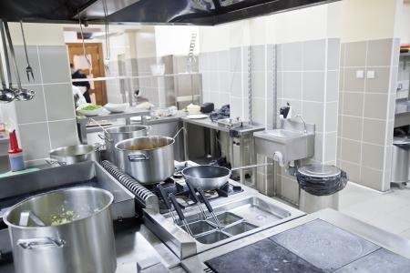 Cucina Archivio Fotografico - 20594727