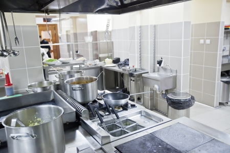 keuken restaurant: Keuken