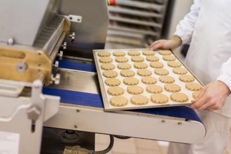 biscuit factory: Cookies factory
