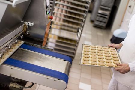 Cookies factory Stock Photo - 20556463
