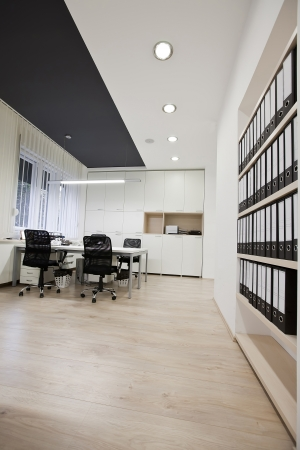 Interior of the modern office Stock Photo - 20594924