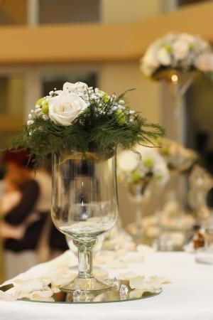 detail: Wedding table
