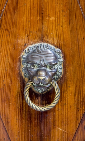 Old door knob photo