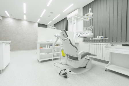 office cabinet: Dentist office Stock Photo