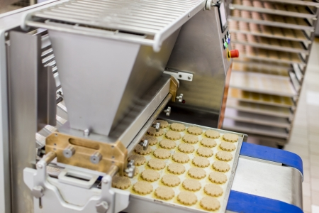 processing: Cookies factory