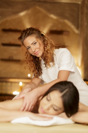 adult massage: Massage