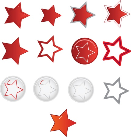 Star shape Vector
