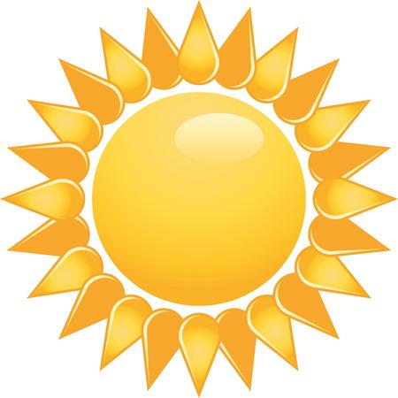 estrella caricatura: Sol Vectores