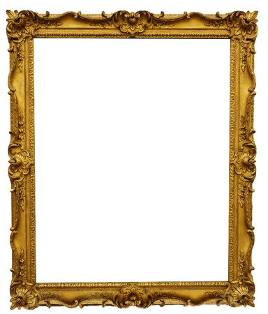 rectangle frame: Frame Stock Photo