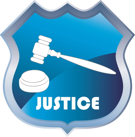 Justice Stock Vector - 22846116