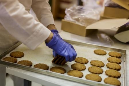 Cookies factory Stock Photo - 24168199