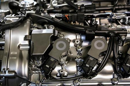 car engine: Car engine