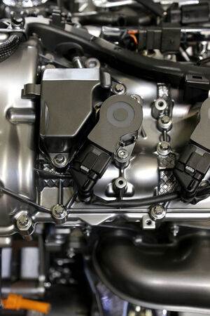 injection valve: Car engine
