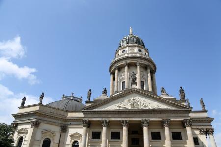 dom: Deutscher Dom � Berlin, Allemagne �ditoriale