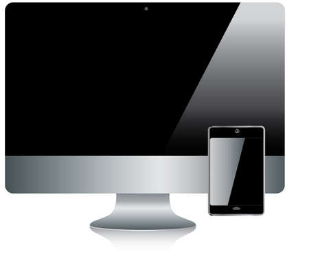Screens Vector