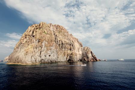 aeolian: Aeolian islands Stock Photo
