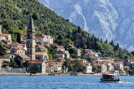 Perast, Monteengro photo