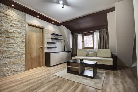 black carpet: Modern interior