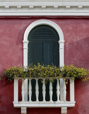 Venetian window photo