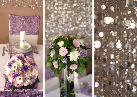 Wedding decoration photo