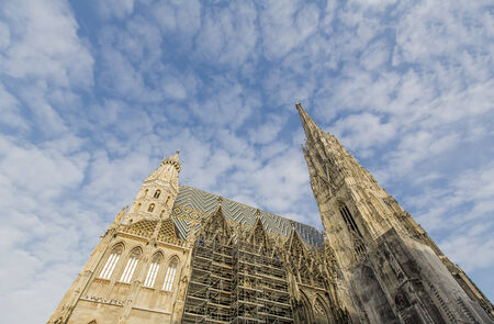 Stephansdom in Vienna photo