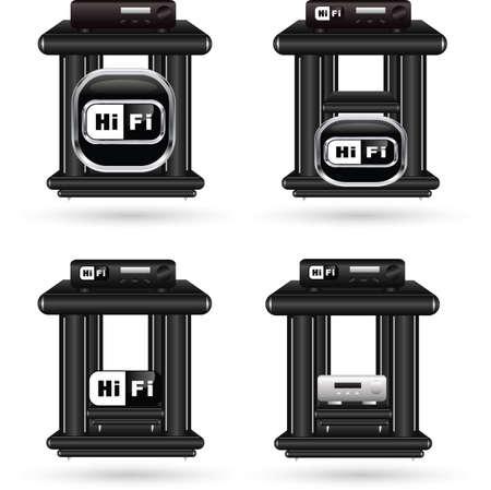 hifi: HiFi icons