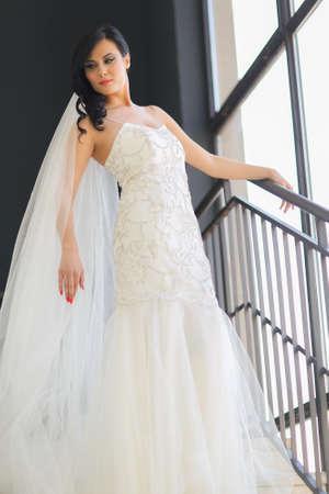 The bride Stock Photo - 28975562