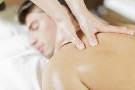 massage homme: Massage