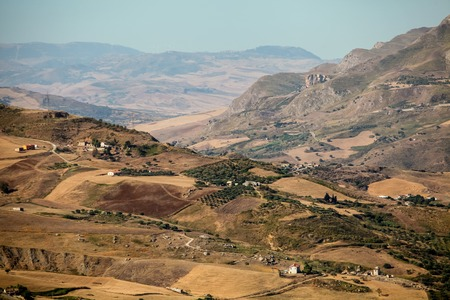 Scenic from Sicily photo