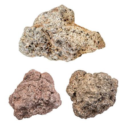 igneous: Lava rocks