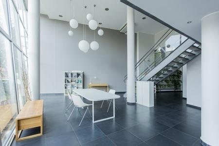 Modern kantoor interieur Stockfoto