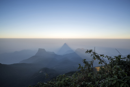 adams: Adams Peak at Sri Lanka