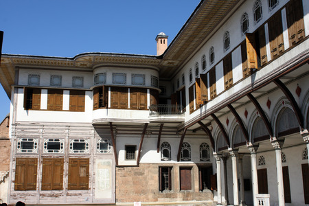 topkapi: Topkapi palace
